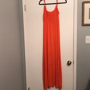 Calvin Klein spaghetti strap sundress